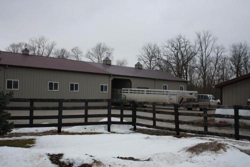 Rockville Barn