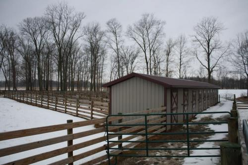 Rockville Equine Shelter